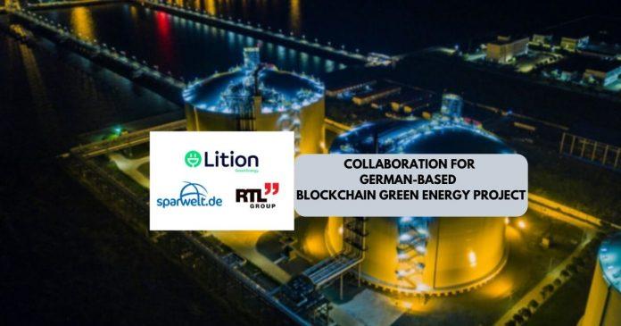 Lition Partners Sparwelt, RTL For Blockchain Energy Project