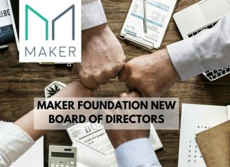 MAKER FOUNDATION NEW BOARD OF DIRECTORS 0