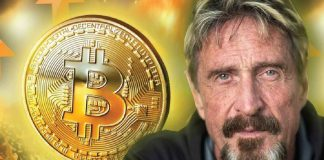 McAfee Backtracks From Outrageous Bitcoin Price Prediction