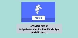 NEXT Adds New Features to NeoLine in April