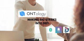 Ontology Making Big Strides Into DeFi