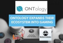 Ontology Partners with Top Blockchain Games