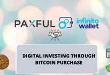 Paxful, Infinito Team Up to Drive Digital Investing