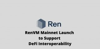 Ren Launches RenVM Mainnet Supporting DeFi Interoperability