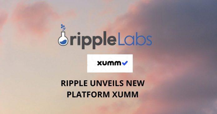 Ripple Unveils New Platform Xumm