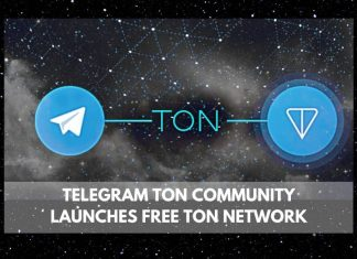 Telegram TON community Launches Free TON Network