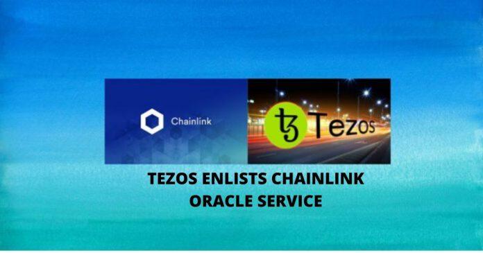 Tezos Enlists Chainlink Oracle Service