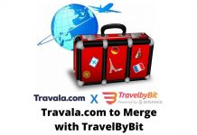 Travala.com to Merge with TravelByBit