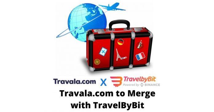 Travala.com to Merge with TravelByBit