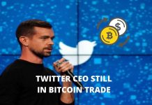Twitter CEO Jack Dorsey Still in Bitcoin Trade