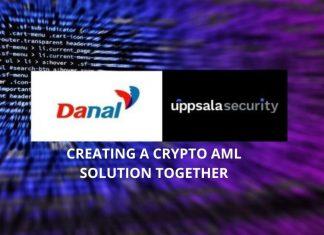 Uppsala, Danal to Create a Crypto AML Solution