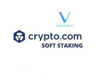 VeChain VET now on Crypto.com Soft Staking 2