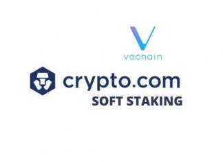 VeChain VET now on Crypto.com Soft Staking 2