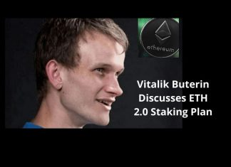 Vitalik Buterin Discusses ETH 2.0 Staking Plan