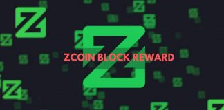 Zcoin block reward