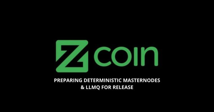 Zcoin to Launch Deterministic Masternodes and LLMQ