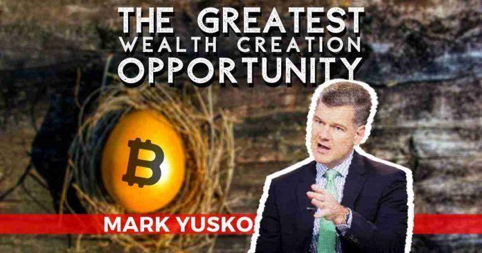 bitcoin oppotunity with mark yusko