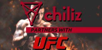 Chiliz parterns with UFC
