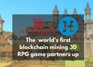 Crypto Warriorz partners with Hdac Technology