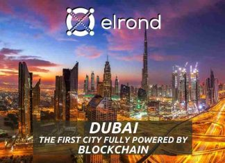 Elrond ready for Dubai Smart City