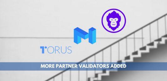 matic adds more validators 2