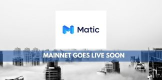 Matic Network Mainnet soon to go live