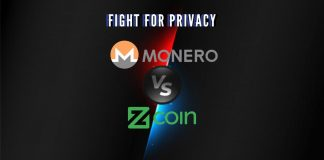Fight For Privacy: Monero vs Zcoin