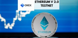 okex pool to validate ethereum v 2.0 testnet