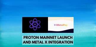 Proton mainnet launch and Metal x integration