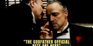 The Godfather NFTs are here on Terra Virtua