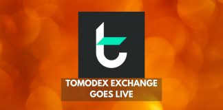 tomodex exchange goes live