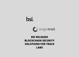 BSI Releases Blockchain Security Solutions for Trace Labs