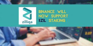 Zilliqa Staking Asset Now on Binance Network