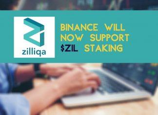 Zilliqa Staking Asset Now on Binance Network