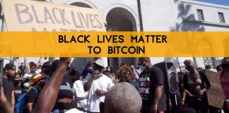 Black Lives Matter to Bitcoin