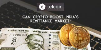 Crypto to Boost India's Remittance Market Says Telcoin