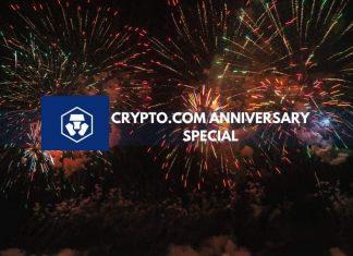 Crypto.com anniversary special