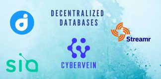 The Future of Data- Decentralized Databases