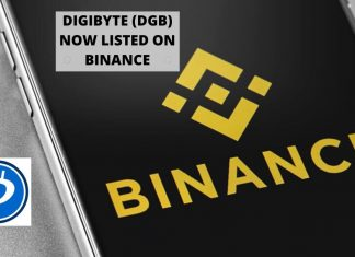DigiByte (DGB) Binance