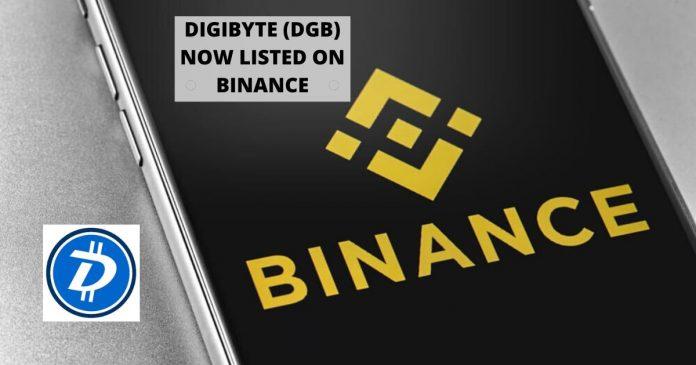 DigiByte (DGB) Binance