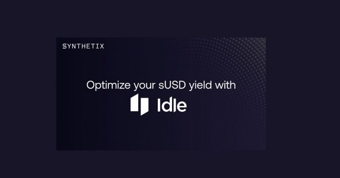 Earn better yield with Idle