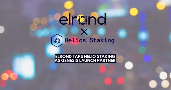 Elrond Taps Helio Staking as Genesis Launch Partner
