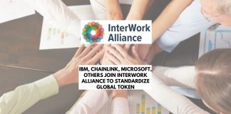 Chainlink & Microsoft join InterWork Alliance to Standardize Global Token