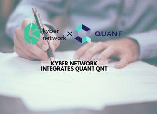 Kyber Network Integrates Quant QNT