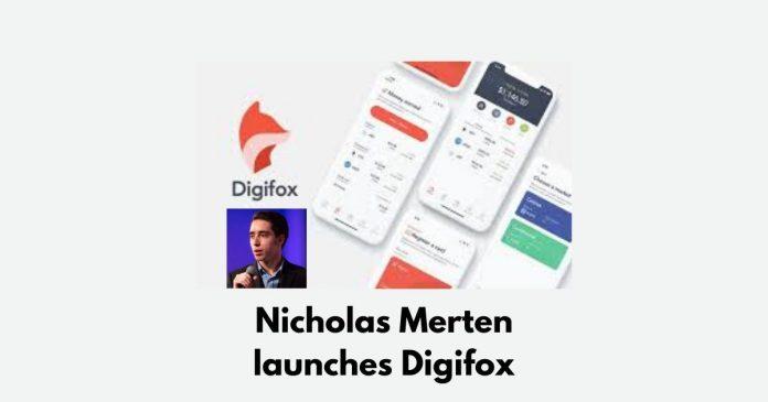 Nicholas Merten launches Digifox