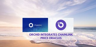 Orchid Integrates chainlink