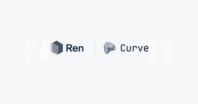 RenVM Curve Finance