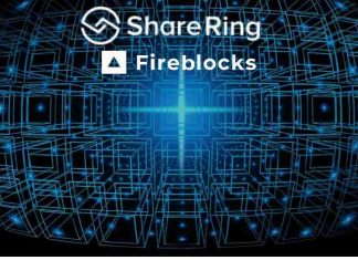 ShareRing Network (SHR) Integrated with Fireblocks Network