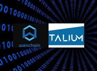 Talium and Wanchain launch STO platform