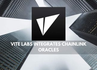 Vite Labs integrates chainlink oracles